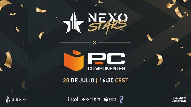 La Liga Nexo anuncia su All-Star, un show con los mejores jugadores de su primer split