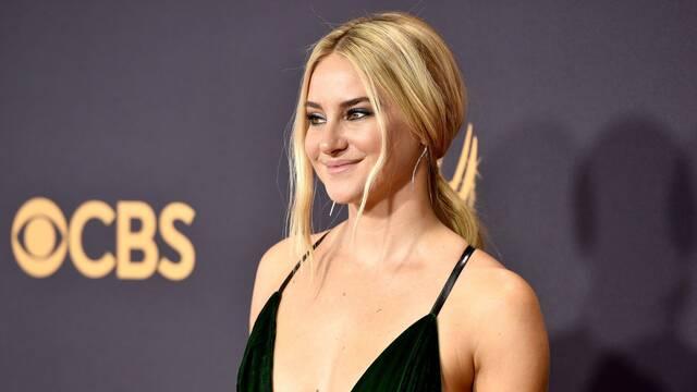 Shailene Woodley critica el uso de sujetadores en las escenas de sexo de Hollywood