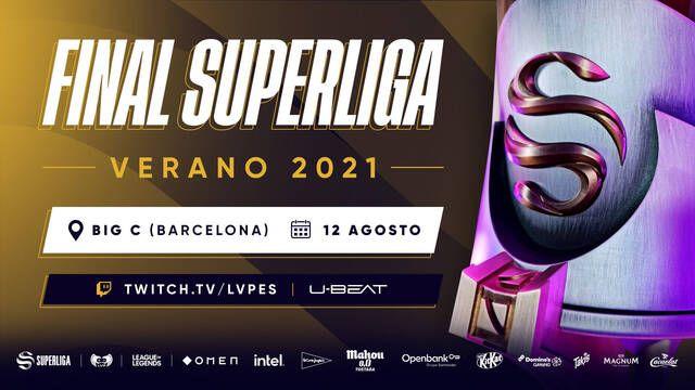 La Superliga de League of Legends celebrará su épica final en Barcelona el 12 de agosto