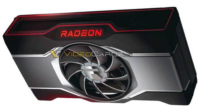AMD lanzará as gráficas Radeon RX 6600 XT y RX 6600 el 11 de agosto según fuentes