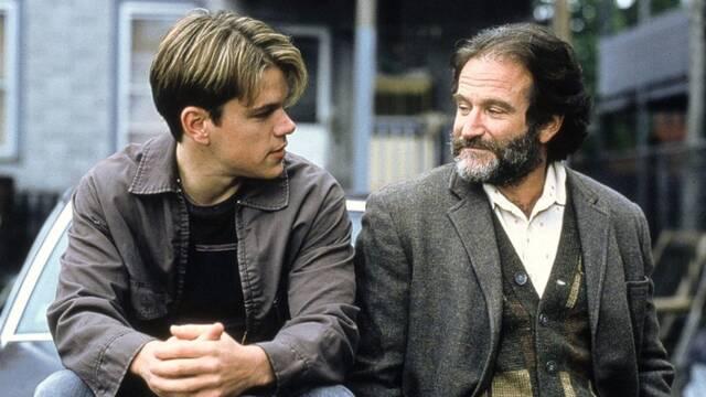 ¿Por qué la hija de Matt Damon no quiere ver 'El indomable Will Hunting'?