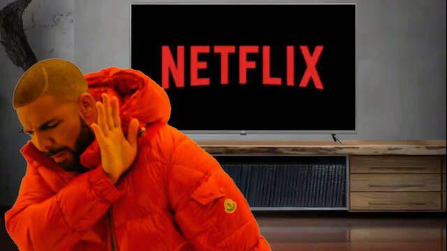 Netflix pierde medio millón de suscriptores y teme el avance de otras plataformas