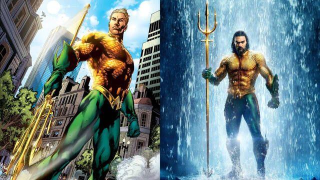 Aquaman 2: Jason Momoa se teñirá el cabello de rubio para parecerse más a los cómics