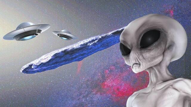 Una teoría relaciona el asteroide Oumuamua con los OVNIS detectados por el Pentágono