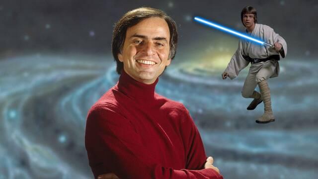 Star Wars: Carl Sagan cargó contra la falta de diversidad de la primera película