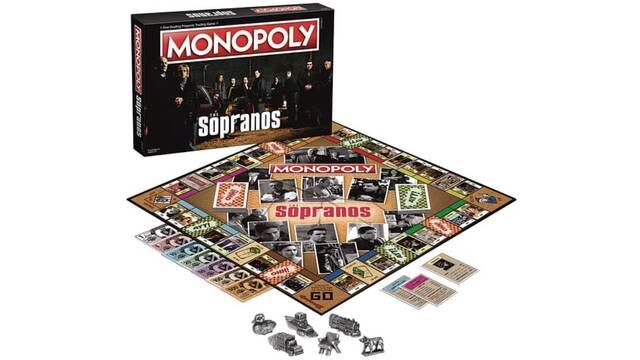 Jugando a ser mafiosos: Monopoly lanza una versión de 'Los Soprano'