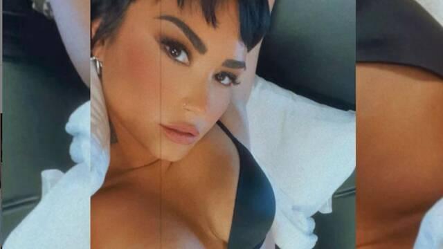 Demi Lovato reivindica el 'body positive' tras rodar su primera escena de sexo en una serie