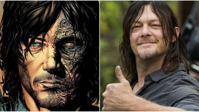 The Walking Dead: Daryl Dixon debuta por primera vez en los cómics