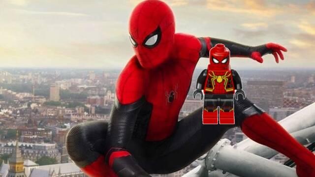 Spider-Man: No Way Home revela el nuevo traje de Peter Parker con su set de LEGO