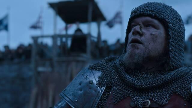 Primer tráiler de 'The Last Duel', lo nuevo de Ridley Scott con Matt Damon y Adam Driver