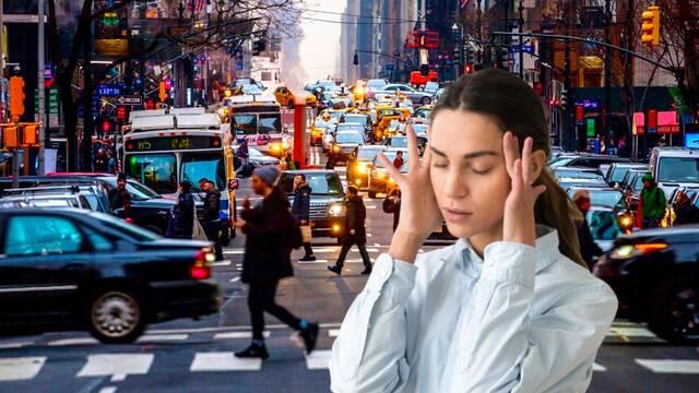 ¿Nos vuelve 'locos' el ruido? El aumento de decibelios nos impide pensar, según estudio