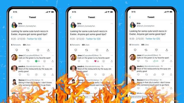 Un paso más hacia el caos: Twitter prueba incluir un botón de 'No me gusta'