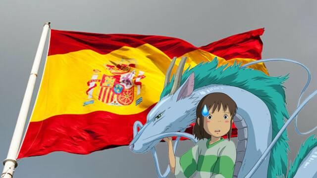¿Cuál es la película favorita de Studio Ghibli en España? Un estudio responde