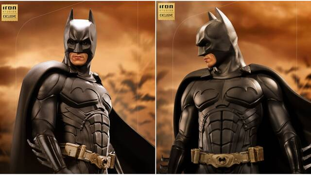 Batman: Así es la espectacular nueva figura del Caballero Oscuro