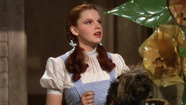 Encuentran el desaparecido vestido de Judy Garland en El Mago de Oz