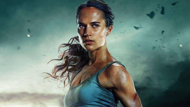 Alicia Vikander confía en que 'Tomb Raider' tendrá una secuela