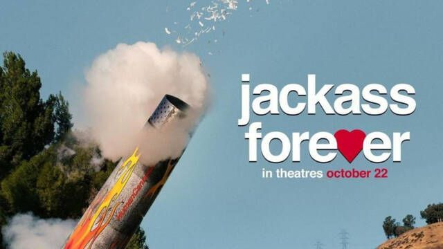 Jackass Forever revela su primer tráiler repleto de pruebas absurdas y peligrosas