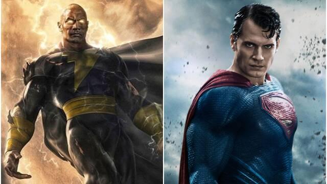 Dwayne Johnson aborda la diferencia entre Black Adam y Superman