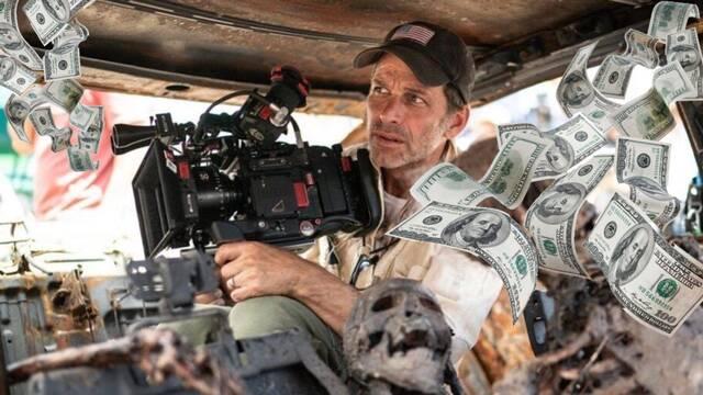 Zack Snyder no esperaba el éxito ni el tamaño de 'Army of the Dead'