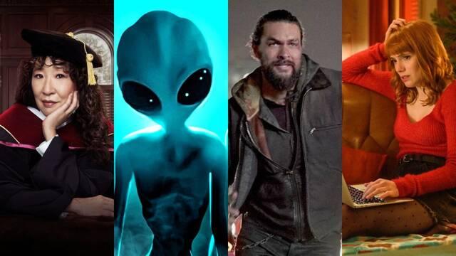 Estrenos de Netflix en agosto 2021: todas las series y películas