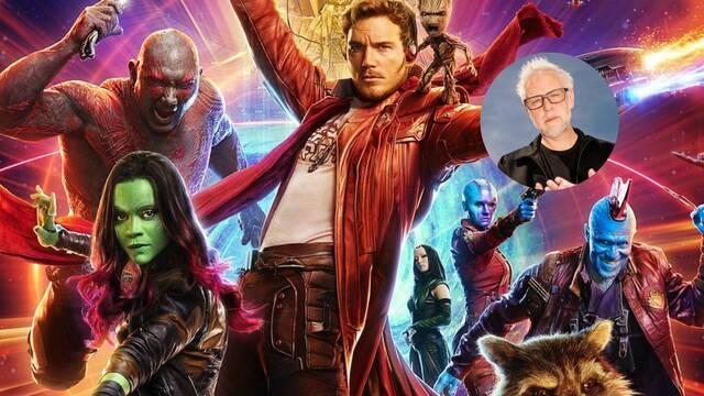Guardianes de la Galaxia 3: Gunn confirma el título, rodaje y más
