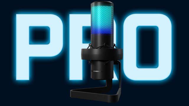 Newskill presenta su nuevo micrófono Apholos Pro para los amantes del streaming