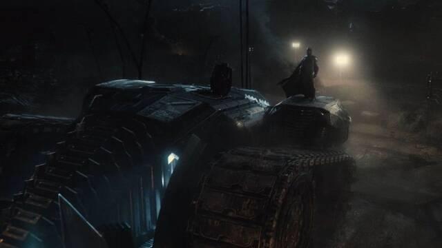 Justice League: El Bat Tank de Dark Knight Returns fue una decisión de último minuto