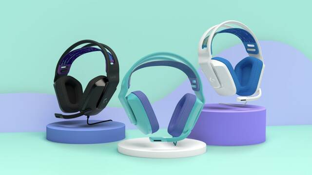 Logitech G presenta sus auriculares G335 para jugar