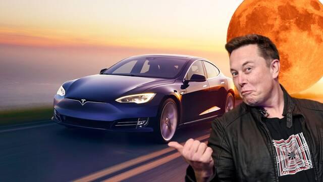 Epic Fail: El Autopilot de Tesla confunde la Luna con un semáforo