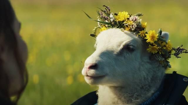 Lamb: Ojo con la oveja del nuevo thriller de Noomi Rapace en su nuevo tráiler