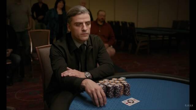 The Card Counter: Oscar Isaac nos enseña a poner cara de póker en su último tráiler