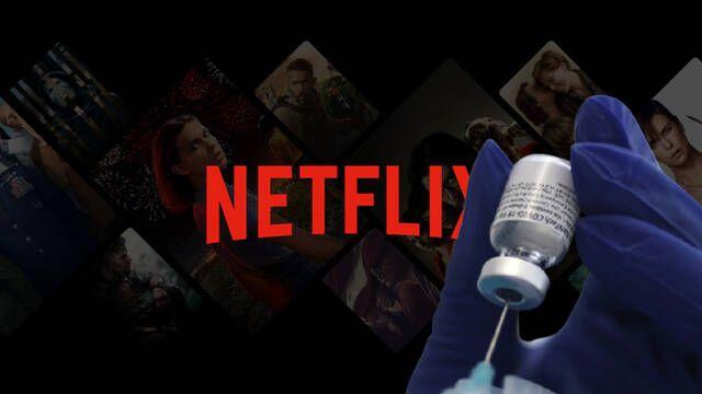 Netflix será el primer estudio en exigir la vacuna contra el COVID-19 en sus rodajes