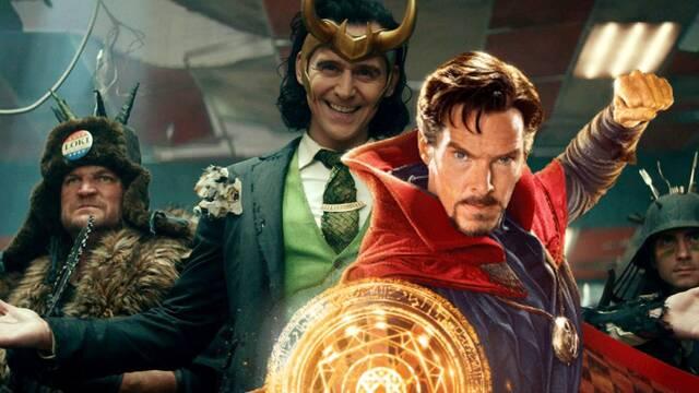 Loki: El creador de la serie revela por qué se lo pasó tan bien en Dr. Strange 2