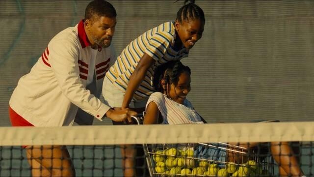 King Richard: Will Smith se luce en el tráiler como padre de las hermanas Williams