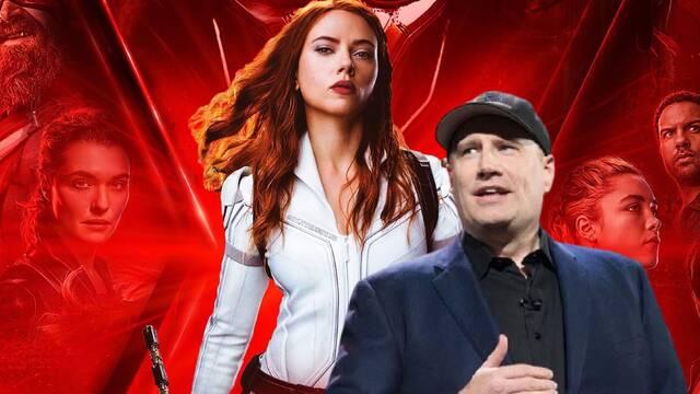 Kevin Feige se siente 'avergonzado' de lo ocurrido con Scarlett Johansson y 'Viuda Negra'