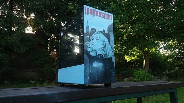 El PC Modding de los viernes: Wolfenstein