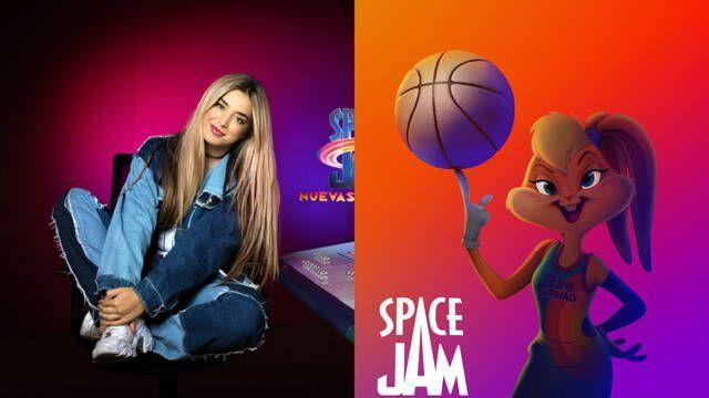 Space Jam 2: Así es el discutido doblaje de Lola Índigo para Lola Bunny en España