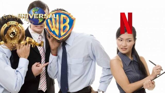 Hollywood se ceba con el streaming: 'Netflix es el clínex de nuestra industria'