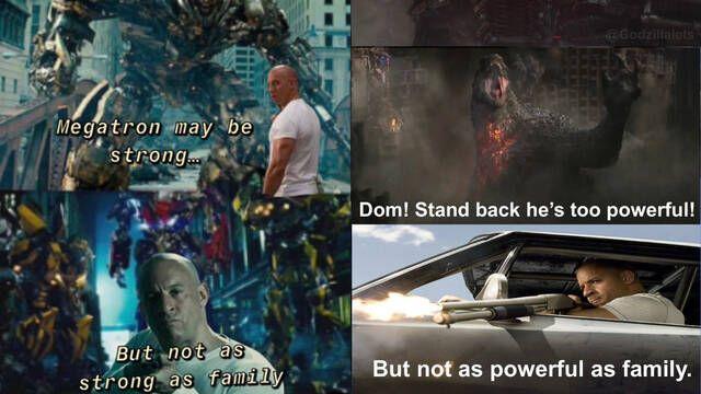 Fast & Furious 9: las redes se llenan de divertidos memes para celebrar su estreno