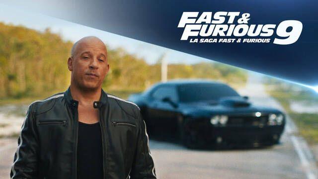 Fast & Furious 9 arrasa y se convierte en el mejor estreno en España desde 2019
