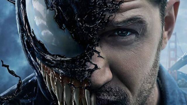 Venom 2: Tom Hardy ha contribuido en el guion y está 'obsesionado' con el simbionte