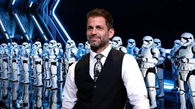 Zack Snyder desvela los detalles de su nuevo film de ciencia ficción inspirado en Star Wars