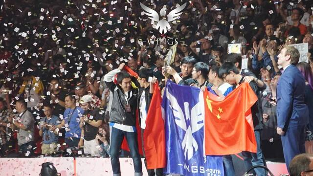 Wings Gaming da la sorpresa y gana The International 6
