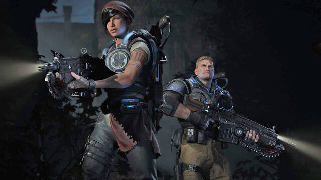 Splyce ficha a un equipo de Gears of War
