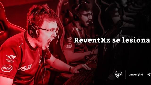 ReventXz se lesiona y puede perderse la temporada 11 de DDH