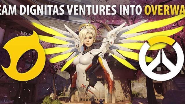 Team Dignitas se sumerge en la escena competitiva de Overwatch