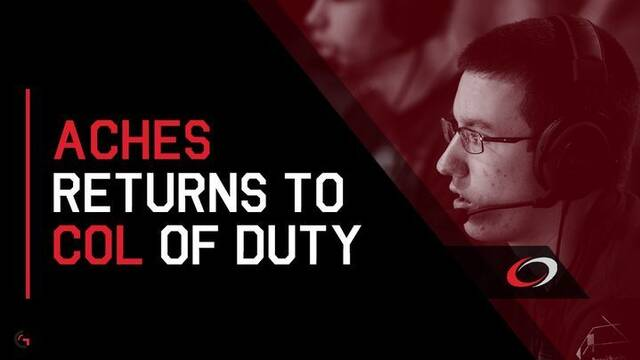 ACHES vuelve al equipo de Call of Duty de compLexity Gaming
