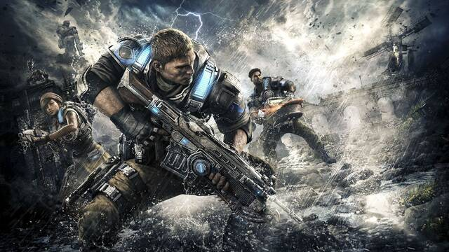 Gears of War 4 tendrá un campeonato con 1 millón de dólares en premios