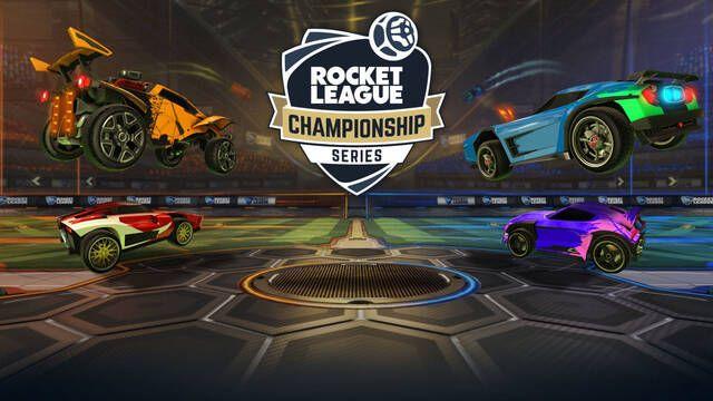 Así será la segunda temporada de la Rocket League Championship Series