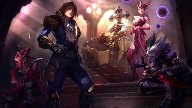 League of Legends tendrá nuevos objetos específicos de los equipos que participan en la LCS